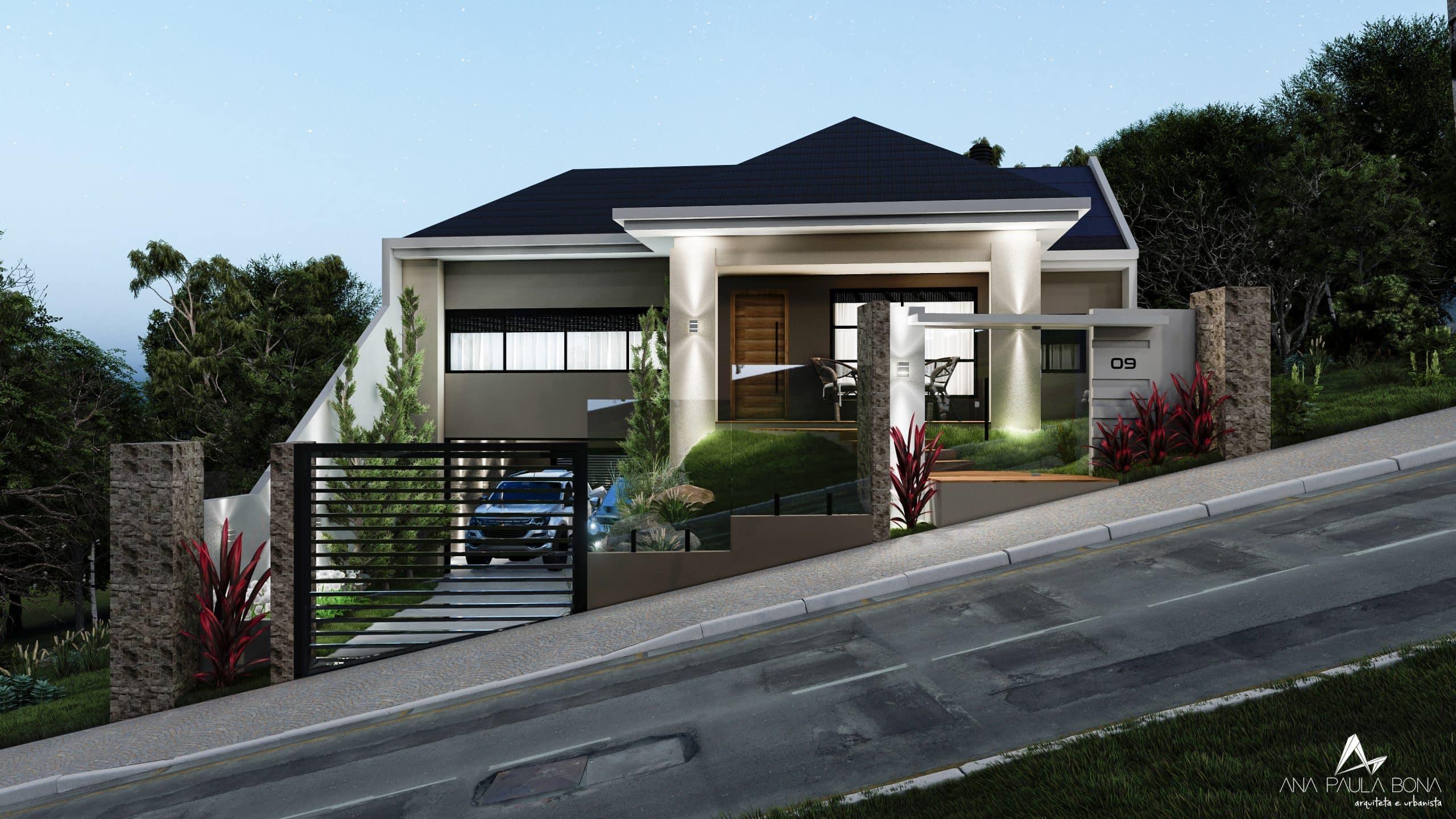Casa de Alto Padrão em Marau - RS